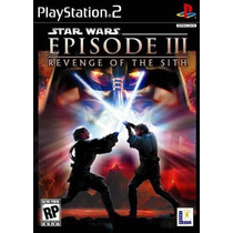 Star Wars Episode 3 Revenge Of The Sit Ps2 Patch Frete Unico
