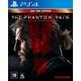 Novo Jogo Metal Gear The Phantom Pain Ps4 Original E Lacrado