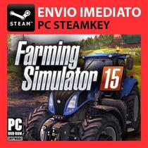 Farming Simulator 2015 Steam Pc Original Multiplayer Online