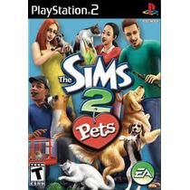 The Sims 2 Pets Ps2 Patch Frete Unico