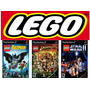 Patches Lego Batman, Indiana Jones E Star Wars 2 Play 2 Mods