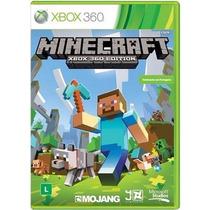 Minecraft Edition Xbox 360