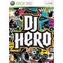 Xbox 360 Dj Hero Original - Novo - Lacrado