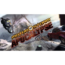Motorstorm® Apocalypse Ps3 Playstation Psn