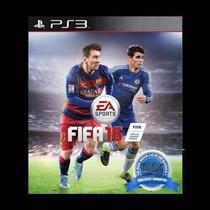 Pre Venda Fifa 16 Ps3 Cod Psn