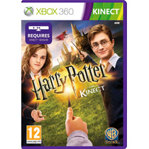 Harry Potter Kinect - Xbox 360 - Ntsc - Lacrado