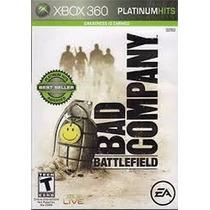Battlefield Bad Company - Original Impecável - Raro