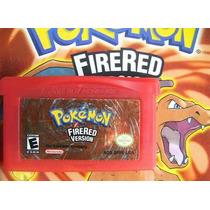 Gba: Pokémon Firered