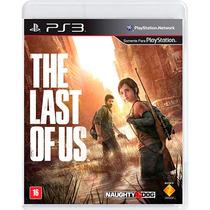 The Last Of Us - Ps3 Mídia Física Dublado Em Português