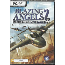 Pc Jogo Blazing Angels 2 Secret Missions