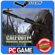Call Of Duty 4: Modern Warfare Steam Cd-key Global