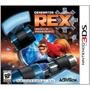 Generator Rex: Agent Of Providence - 3ds   Lacrado Original