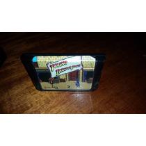 Young Indiana Jones Para O Mega Drive Funcionando 100%