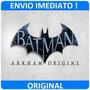 Batman Arkham Origins, Steam, Português, Promoção ! Pc
