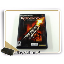 Ps2 Resident Evil Outbreak Original Playstation 2