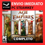 Age Of Empires Iii 3 Complete Edition Steam Key Pc Original