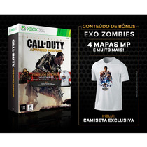 Jogo Call Of Duty: Advanced Warfare Golden Edition Para X360