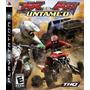 Mx Vs Atv Untamed Playstation 3 Ps3 Frete Grátis! Motocross