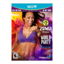Jogo Zumba Fitness: World Party - Wii U Majesco