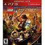 Lego Indiana Jones 2 The Adventure Continues P3 Lacrado