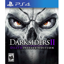 Darksiders 2 Deathinitive Edition Ps4 Original Mídia Física