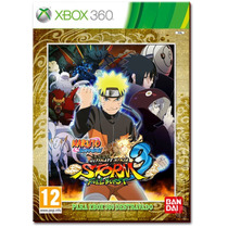 Naruto Shippuden Ultimate Ninja Storm 3 - Br! Jogos Xbox 360