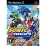 Patch Sonic Riders Patch Play2