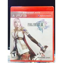 Jogo Final Fantasy Xiii Playsation 3, Original, Novo