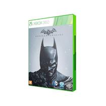 Batman: Arkham Origins - Edição Exclusiva Brasil - Portugues