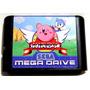 Kirby In Sonic Para Mega Drive 1 2 3 E Japones Tambem