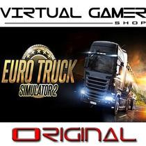 Euro Truck Simulator 2 - Pc Original - Steam Online