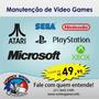 Manutenção Video Games