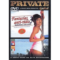 Dvd Fantasias Anti-tédio 3 - Private - Original*