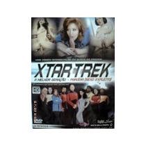 Dvd Star Trek A Melhor Geração Sexo Explicito