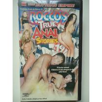 Filmes Pornôs Anos 80,90, 2000 Vhs Rocco True Anal Storie19