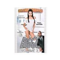 Brasileirinhas Biggz Vol 3, Dvd Original