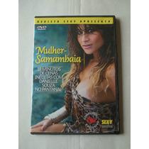 Danielle Souza - Dvd Da Mulher-samambaia - Novo!!!!
