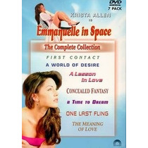 Emmanuelle In Space The Complete Collection [7 Dvd] Original