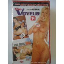 Filmes Pornôs Anos 80,90 E 2000 Em Vhs ` The Voyeur 14 ´