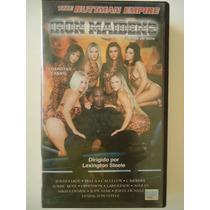 Filmes Pornôs Anos 80,90 E 2000 Em Vhs ` Damas De Ferro ´