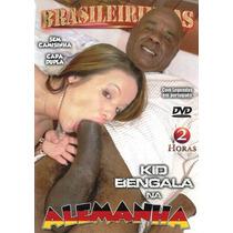 Dvd - Kid Bengala Na Alemanha - Brasileirinhas (usado)