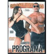 Dvd Garoto De Programa (bianca Soares Travesti E Alex Frota)