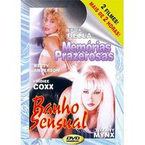 Memórias Prazerosas / Banho Sensual - (2 Filmes Em Um Dvd)