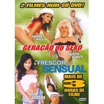 Geração Do Sexo / Frescor Sensual - 2 Filmes Num Só Dvd