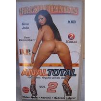 Vhs Raro - Anal Total 2 - Brasileirinhas