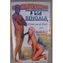 Vhs Raro - Kid Bengala Com Babalu - Brasileirinhas