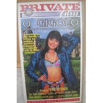 Vhs Raro - O Gigolô - Private