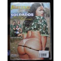 Dvd Soldados Muito Loucos As Panteras