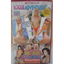 Vhs Raro - Rogue Adventures - Buttman