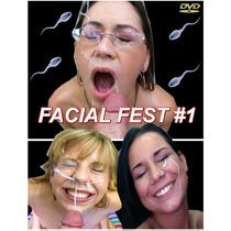 Facial Fest - Gozadas Na Cara Porra No Rosto Gozada Facial